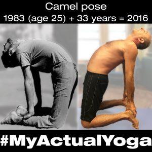 Camel Pose 1983-2016